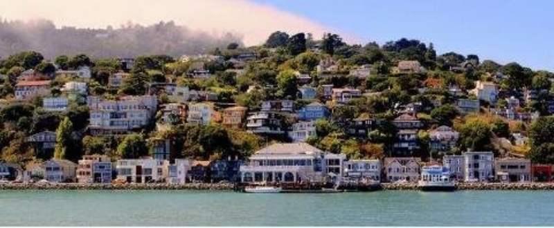 《旧金山近郊景点》