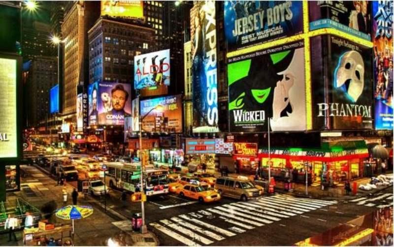《纽约的地标》