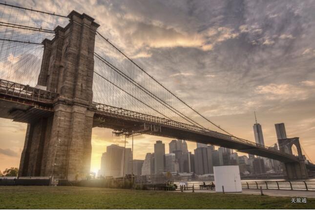 《布鲁克林大桥攻略美国旅游攻略组成员 美国旅游攻略》