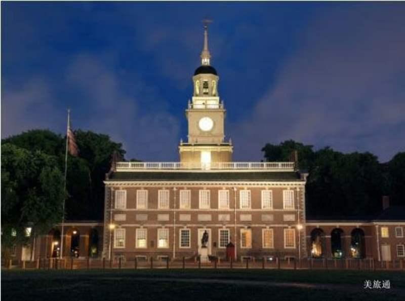 《费城的历史景点》