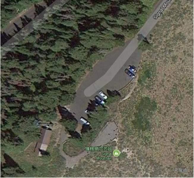 《Teton Park Road 景点介绍》