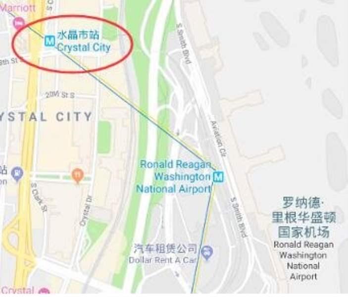 《National Mall 附近的酒店推荐》