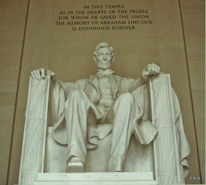 《林肯纪念堂》