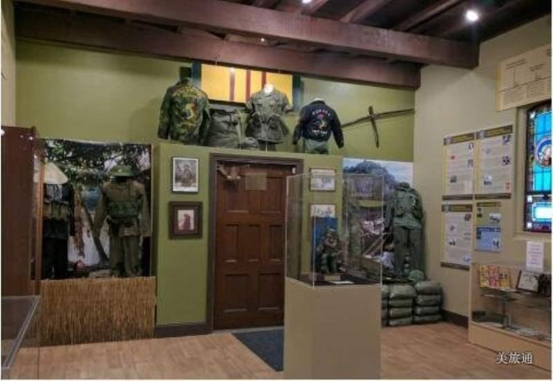 《巴尔波亚公园内的主要博物馆》