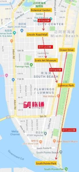 《南海滩的地图》