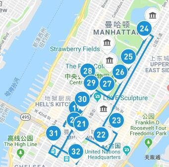 《纽约观光巴士攻略 - 双层BigBus美国旅游攻略组成员 美国旅游攻略》
