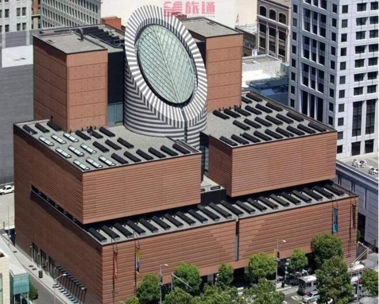 《如何前往旧金山现代美术馆》