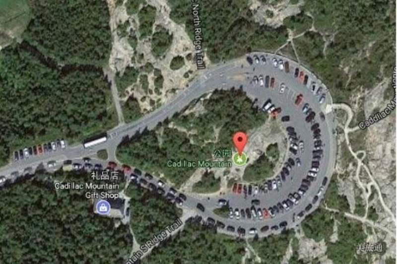 《景观公路 Park Loop Road 详细介绍》
