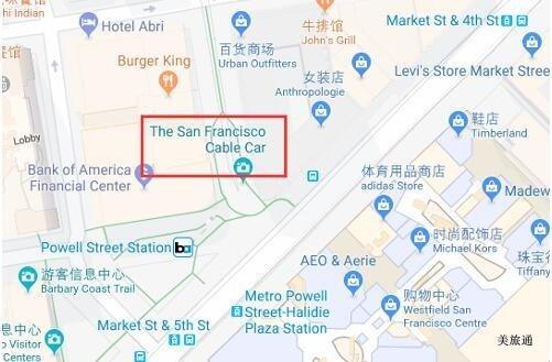 《旧金山铛铛车攻略  Cable Cars美国旅游攻略组成员 美国旅游攻略》