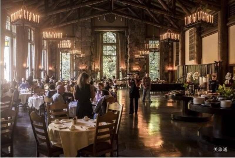 《优胜美地的餐厅》