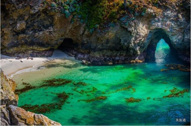 《罗伯斯角保护区攻略  Point Lobos 最后更新 2019-4-9美国旅游攻略组成员 美国旅游攻略》