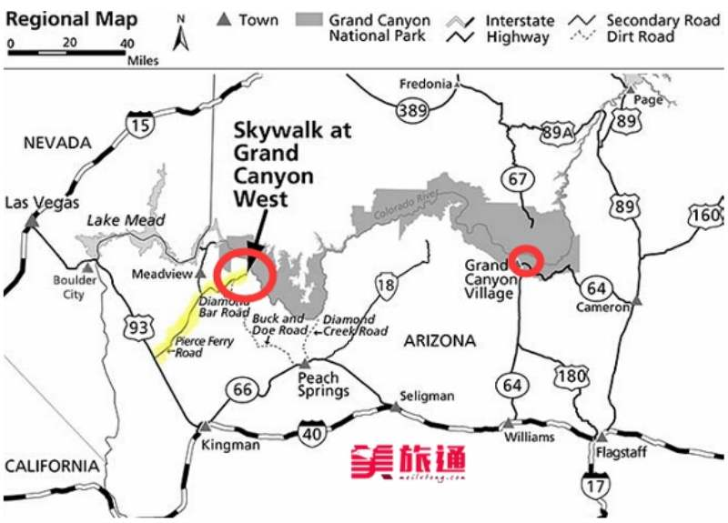 《关于大峡谷的Skywalk》