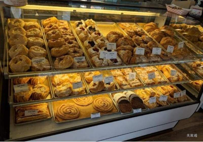 《丹麦小镇的美食》