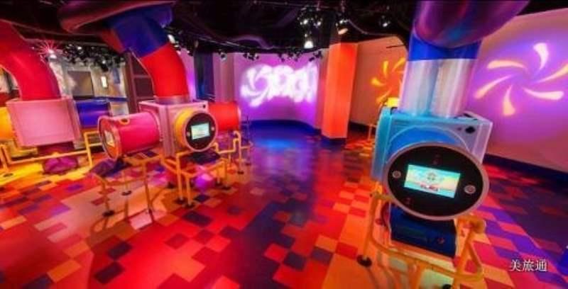 《迪士尼未来世界有什么好玩的 - 科技主题区》