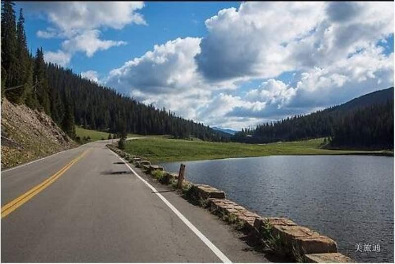 《34号景观公路介绍(Trail Ridge Road)》