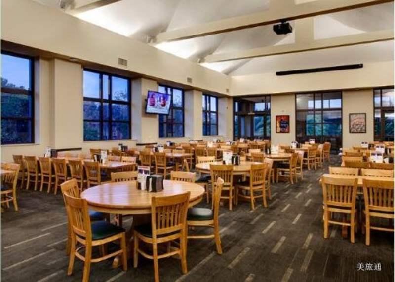 《斯坦福大学的餐厅》