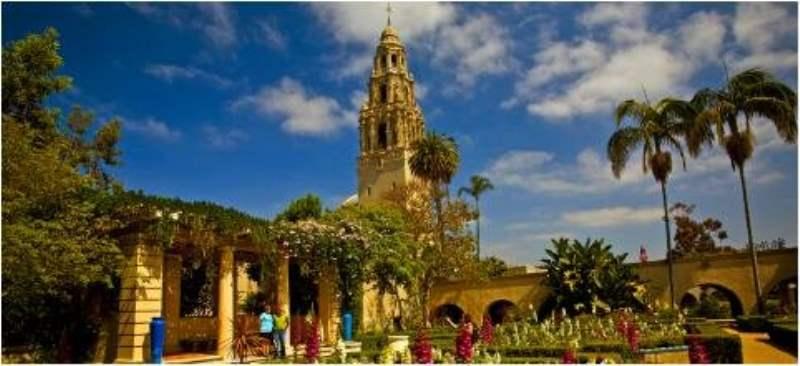 《圣迭戈的旅游景点》