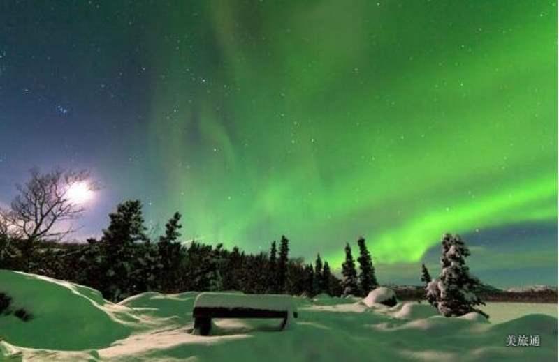 《跟团去北极圈》