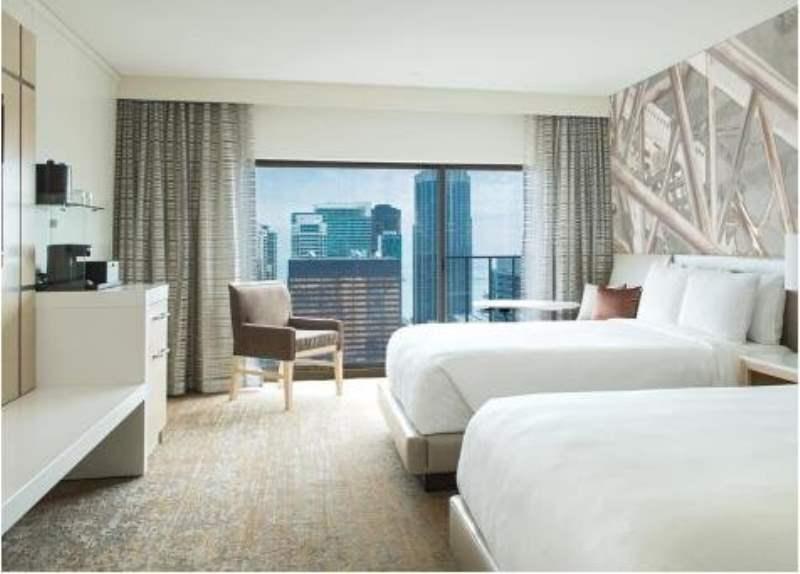 《芝加哥酒店住宿》