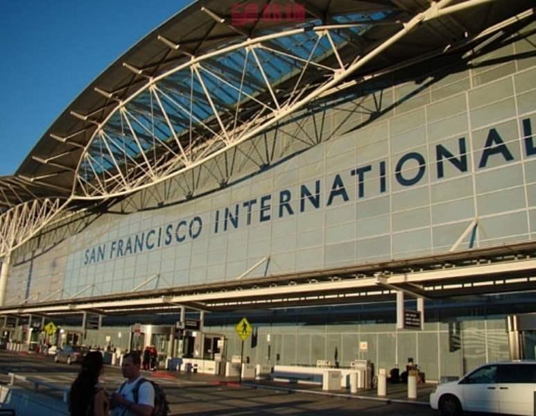 《旧金山国际机场去市区的方法》