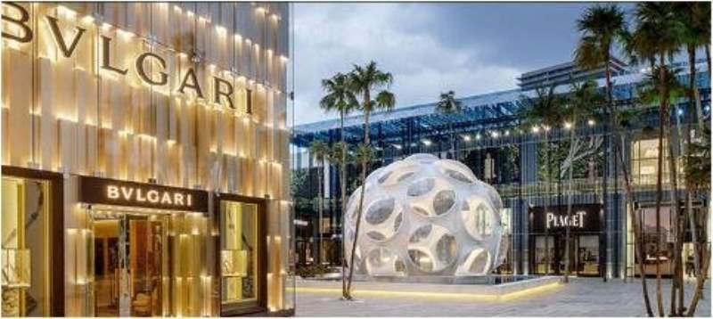 《迈阿密的购物》