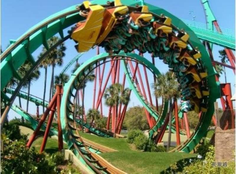 《Busch Gardens简介》