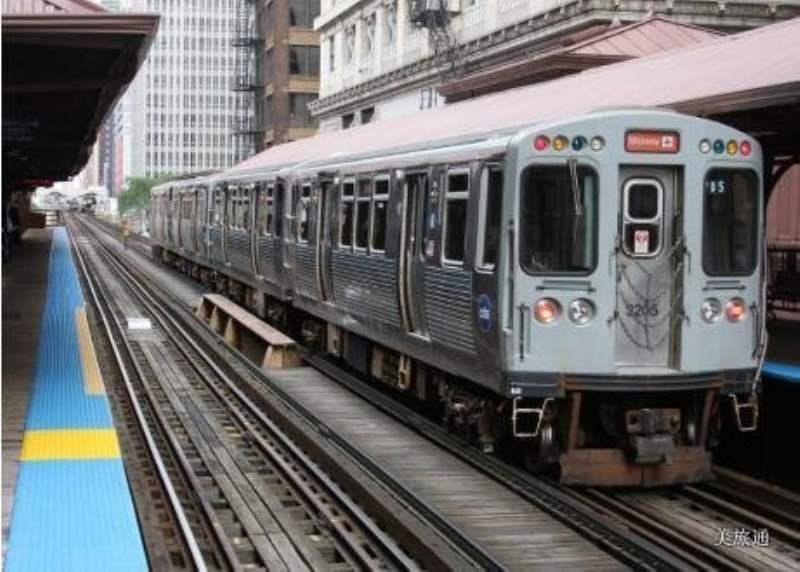 《芝加哥市区交通》