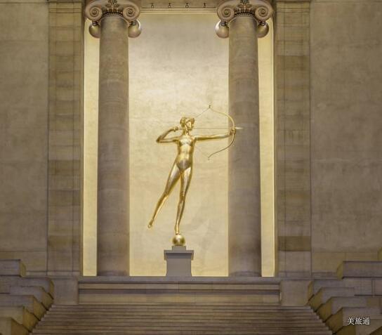 《费城艺术博物馆攻略美国旅游攻略组成员 美国旅游攻略》