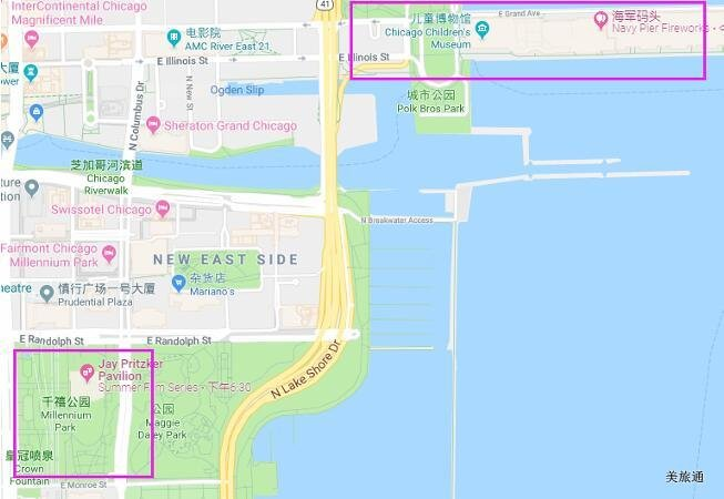 《芝加哥海军码头区攻略美国旅游攻略组成员 美国旅游攻略》