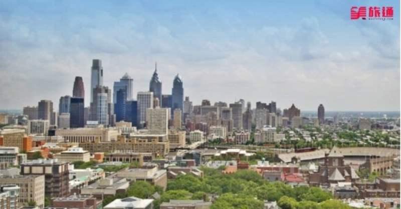 《费城的地理与气候》