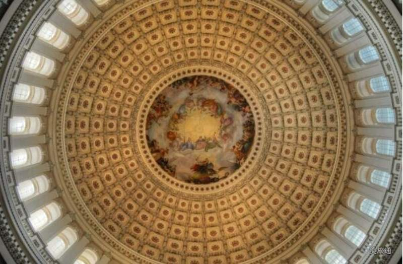 《华盛顿国会大厦 U.S. Capitol》