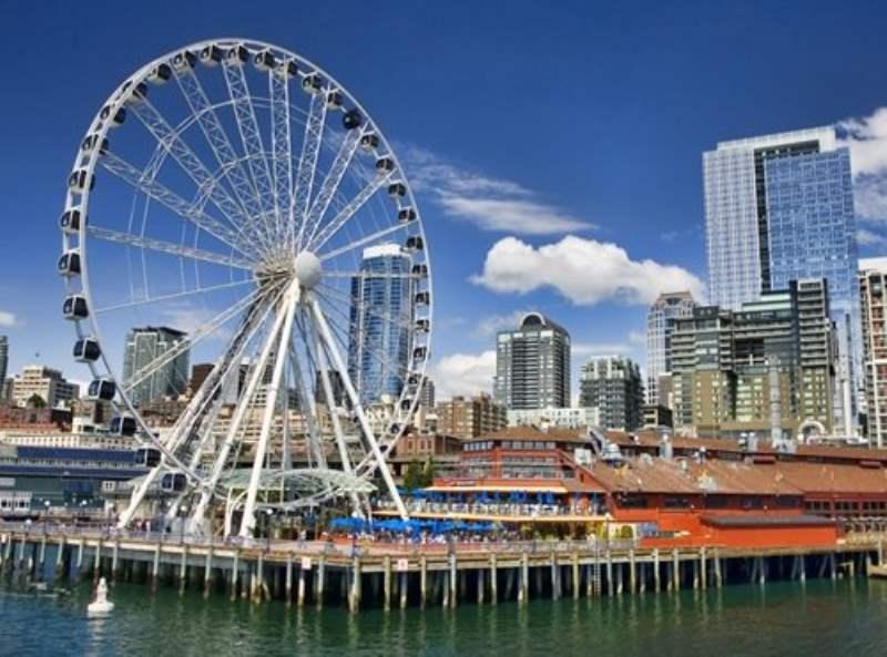 《西雅图观景点 - 亲子类》