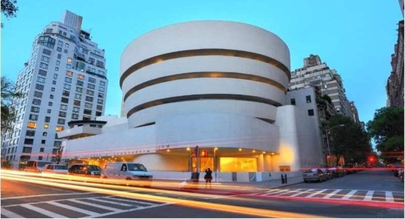 《纽约的著名博物馆》