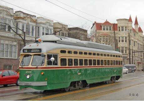《费城地铁和巴士交通攻略美国旅游攻略组成员 美国旅游攻略》