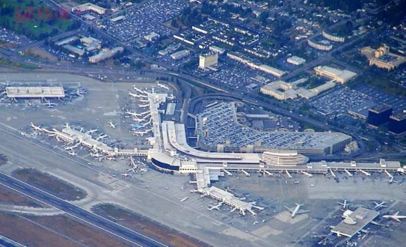 《西雅图机场如何到市区》