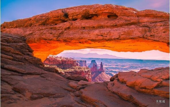 《美国国家公园排名及分布图美国旅游攻略组成员 美国旅游攻略》
