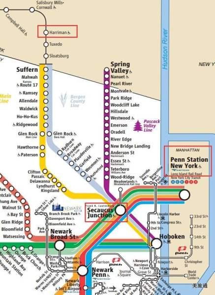 《如何从曼哈顿去Woodbury奥特莱斯?》