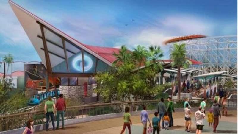 《迪士尼加州冒险乐园所有项目介绍》