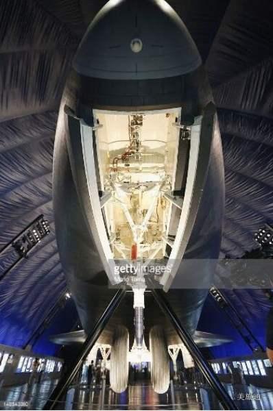 《航天飞机 Space Shuttle Pavilion》