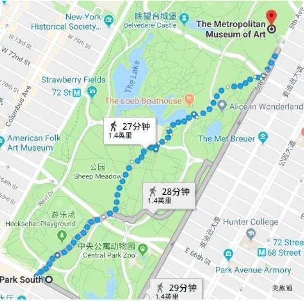 《纽约大都会博物馆简介》