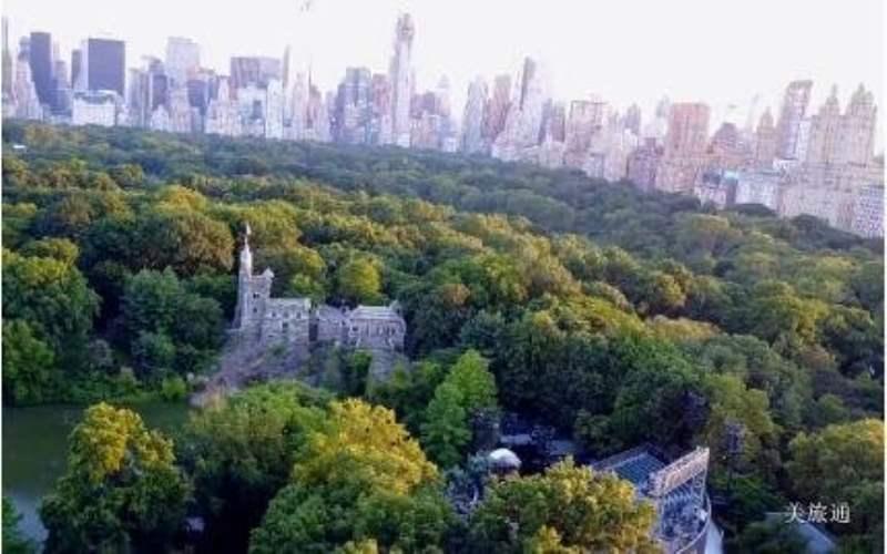 《关于纽约中央公园的视频》