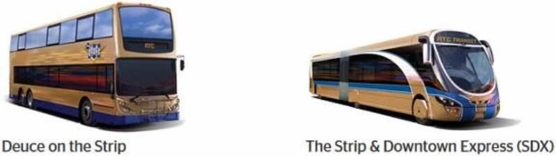 《拉斯维加斯区域内的交通》
