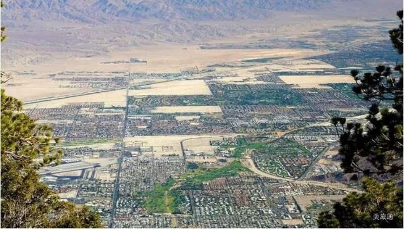 《棕榈泉简介 Palm Springs》