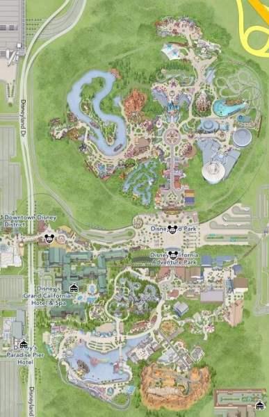 《迪士尼乐园简介》
