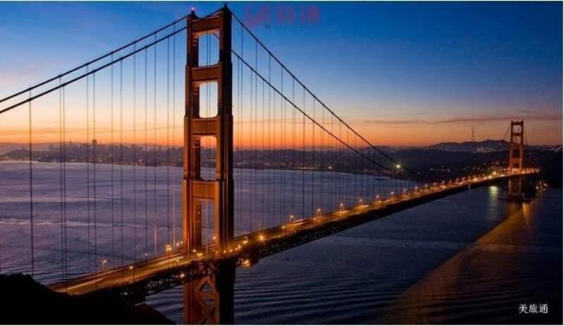 《金门大桥的最佳观测点》