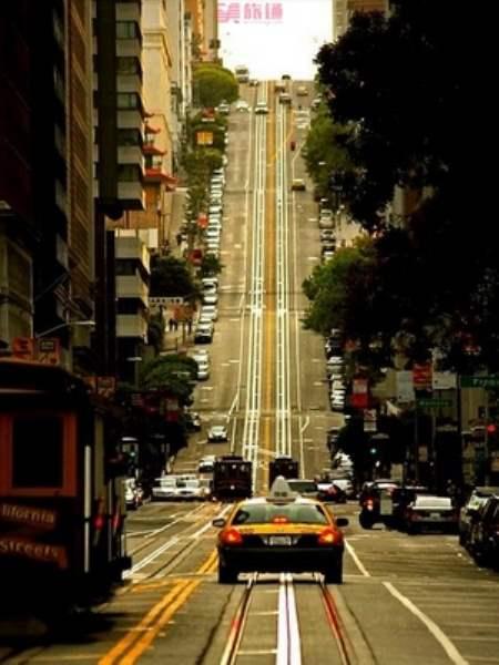 《旧金山自驾注意事项》