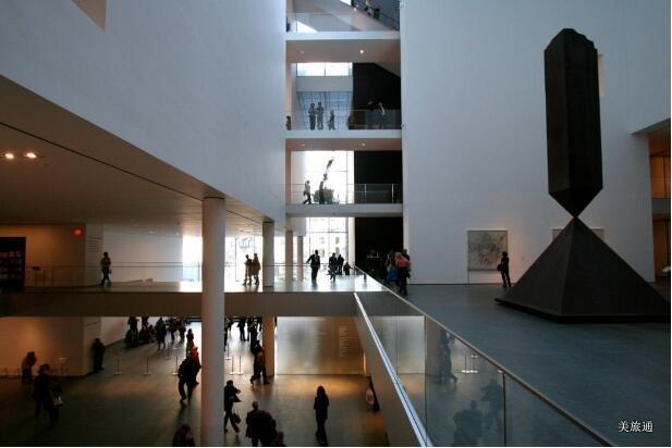 《纽约现代艺术博物馆攻略 MoMA美国旅游攻略组成员 美国旅游攻略》