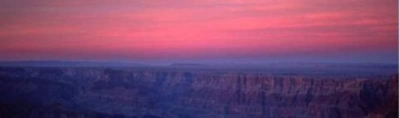《大峡谷的日出日落时间》