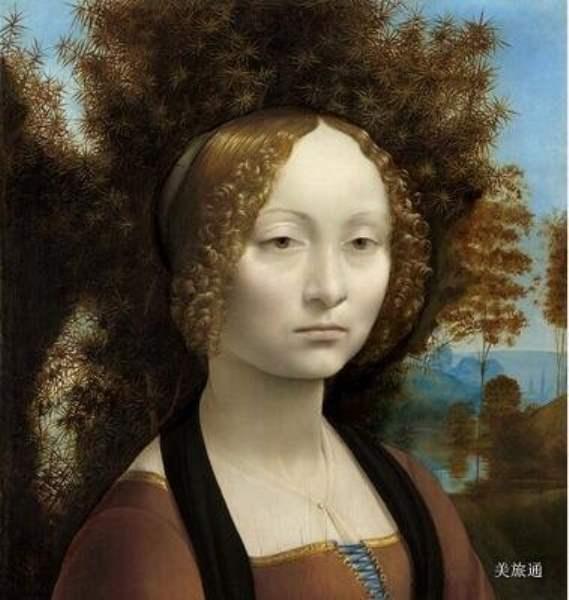 《国家美术馆西馆必看藏品》