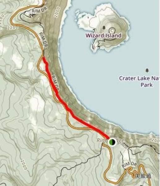 《Rim Drive环湖景观公路介绍》
